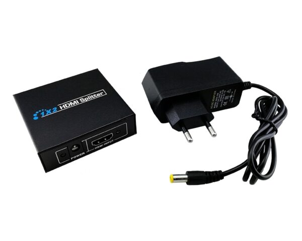 1.4 HDMI spliter 2x out 1x in 1080P